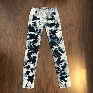 American Eagle jeans stretch jegging size 00